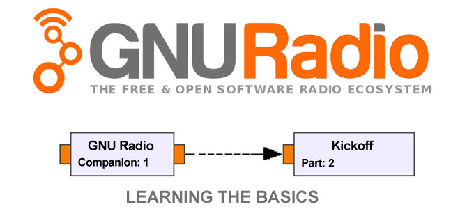 GNU Radio - Learning the Basics 2/3: Jarno Baselier