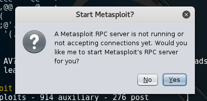 Armitage - Metasploit GUI: Jarno Baselier