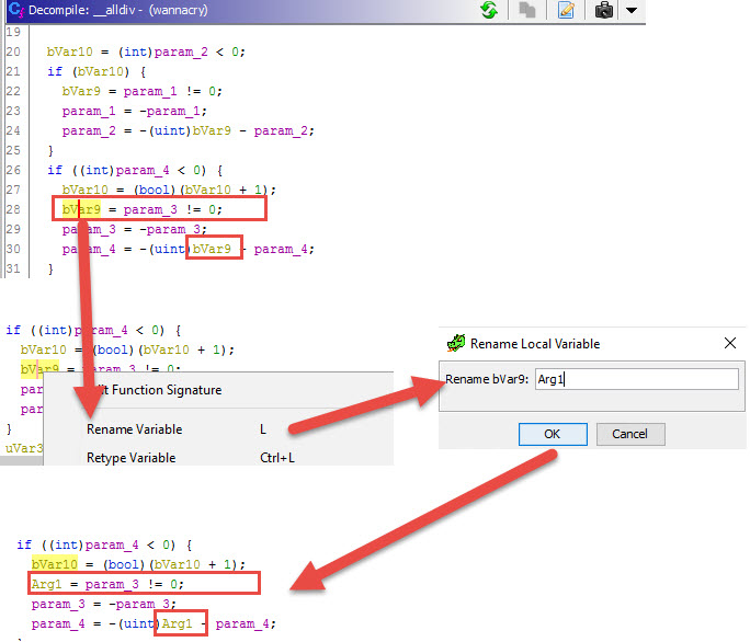 GHidra – NSA Software Reverse Engineering: Jarno Baselier